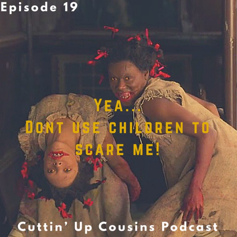 Yea… Don't Use Children to Scare Me